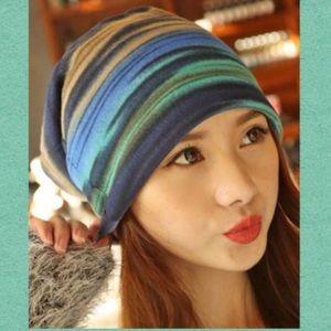 Knit TUBE Hat